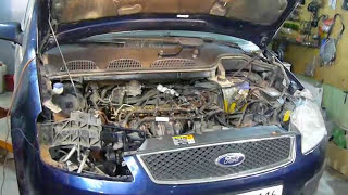 Капитальный ремонт двигателя Ford Duratec HE 1.8(, 2014-11-12T17:35:48.000Z)