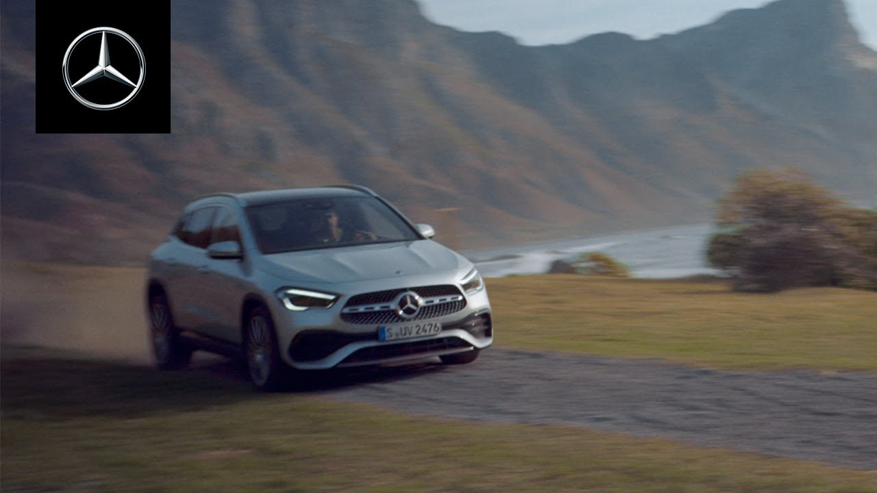 The New GLA: Designed for the Wilderness – HANDS-FREE ACCESS