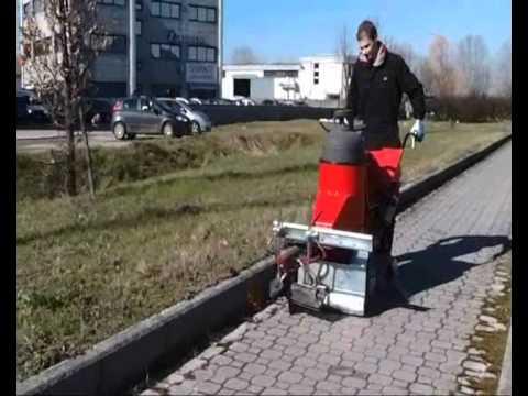 Maito lancia la nuova attrezzatura per il pirodiserbo for Manuale progettazione giardini