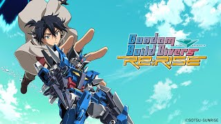 Gundam Build Divers Re RISE [2 Songs] [Full Version] Op Spira Spica & ED Magic #GUNDAM #BUILDDIVERS