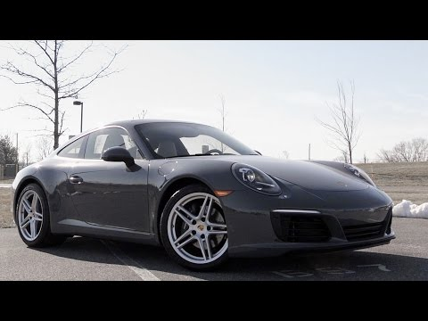 2017 Porsche 911 Carrera: Review