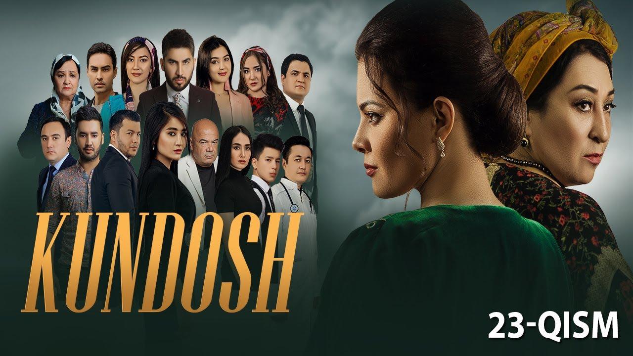 Kundosh (o'zbek serial) | Кундош (узбек сериал) 23-qism MyTub.uz TAS-IX