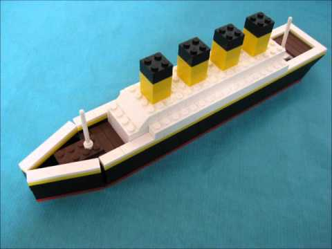 Lego Titanic Mini Preview Youtube
