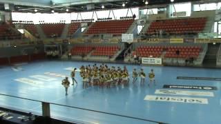 national twirling pompons 2015 grande junior du givry starlett club finale