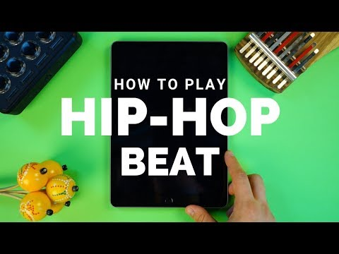 How To Play Hip - Hop Beat - Rhythms app