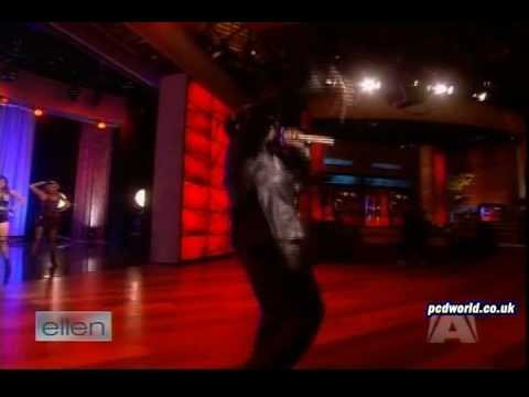Pussycat Dolls ft. Missy Elliott - Whatcha Think About That (Live on The Ellen DeGeneres Show)