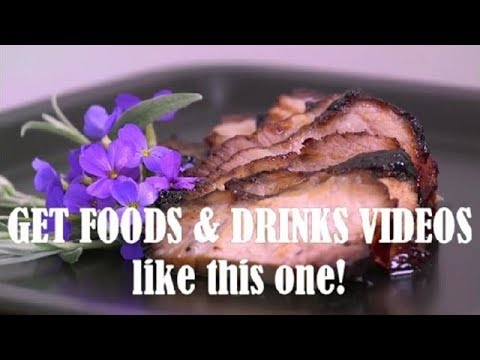 GET HD Foods & Drinks Stock Videos: Royalty Free Cooking Video Clips