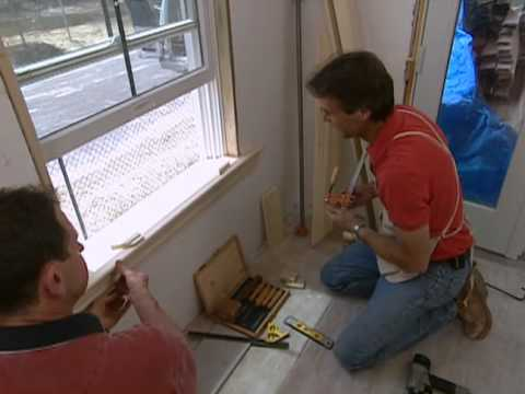 How to Plaster a Wall - Low Country Victorian Home - Bob Vila eps.2109