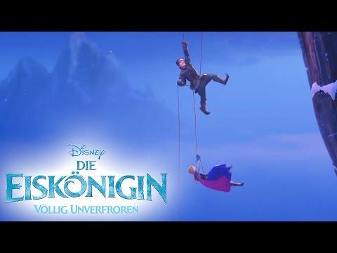 DIE EISKÖNIGIN - VÖLLIG UNVERFROREN - Filmclip - Ich bin bereit | Disney HD