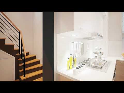 Walkthrough Of A House In 60sqm Youtube