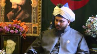 Q&A: I feel afraid talking to Shaykh Lokman Effendi How can I overcome this feeling?