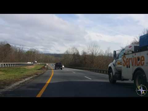 Cruise Commute - Ohio to Kentucky 2016.