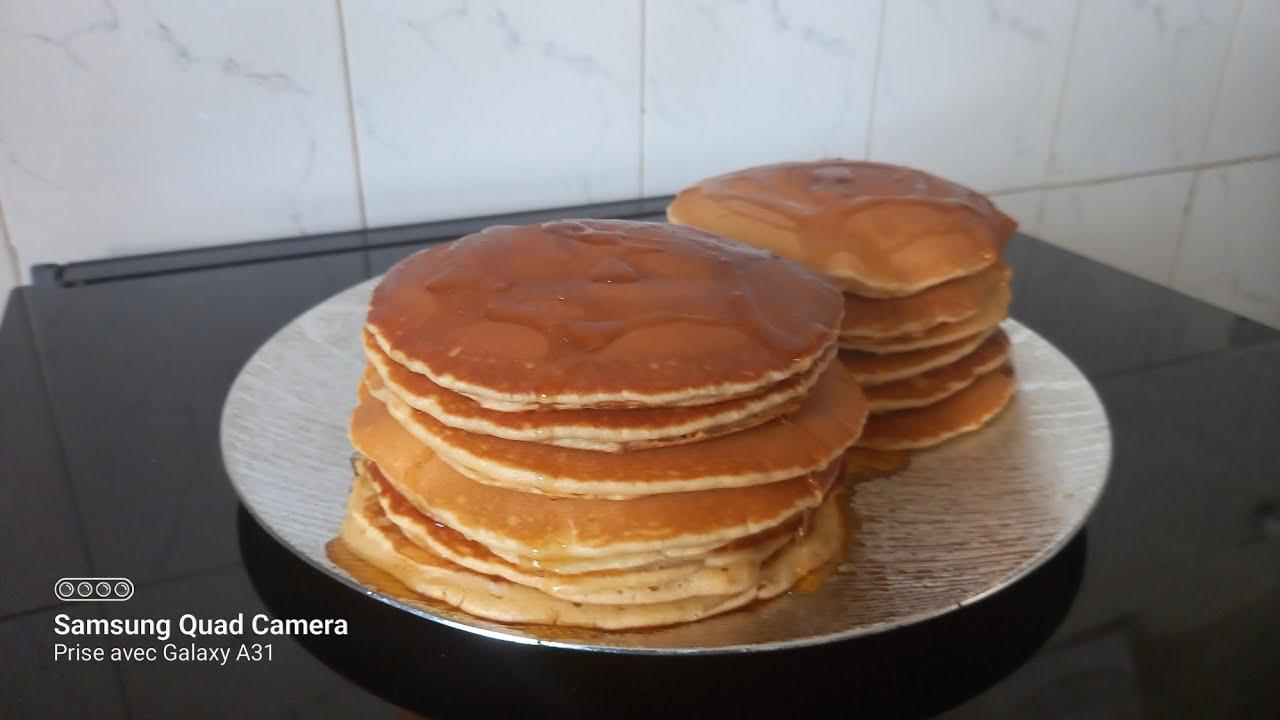 pancake ndéki bou nekhe délicieux 😋😋😋