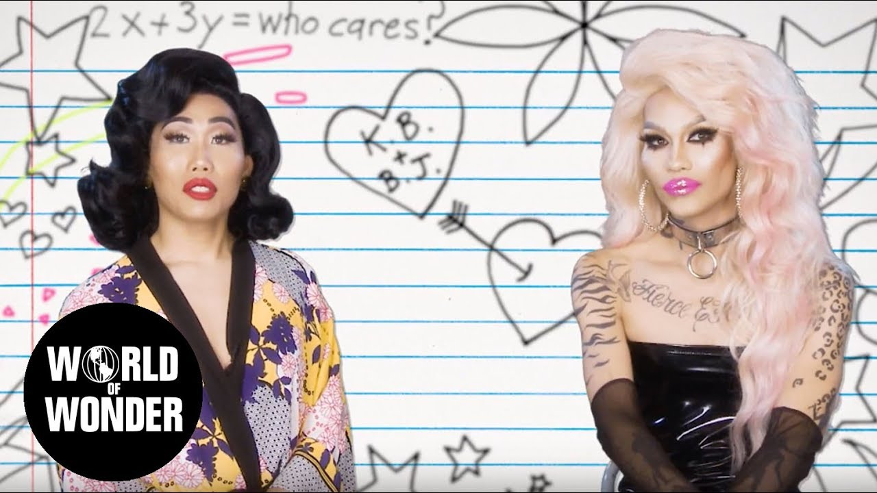 WAIT WHAT - Chemistry with Kimora Blac and Gia Gunn!