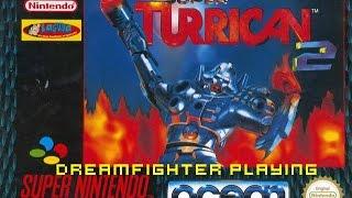 Super Turrican 2 ( Super Nintendo )
