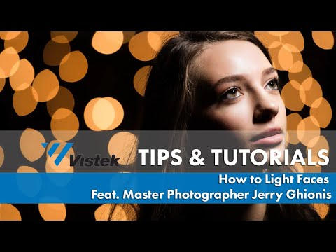 How to light faces - Jerry Ghionis | Masters Series
