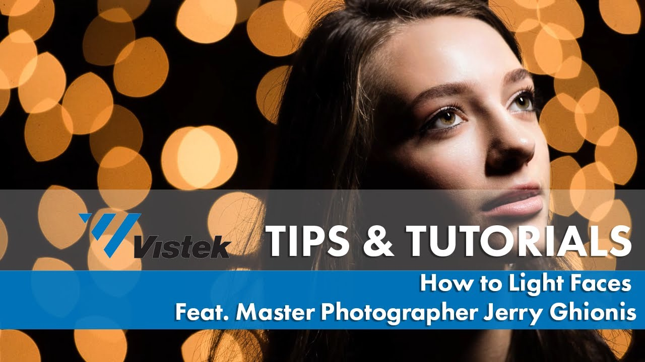 How To Light Faces Jerry Ghionis Masters Series