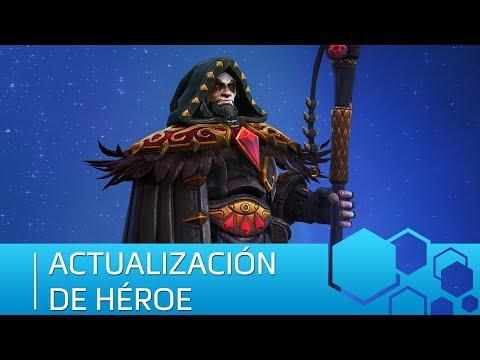 Actualización de héroe: Medivh (subtítulos ES)
