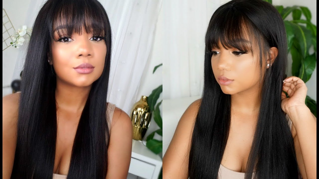 LOVING THIS WIG YA'LL! ★ FULL LACE WIG WITH