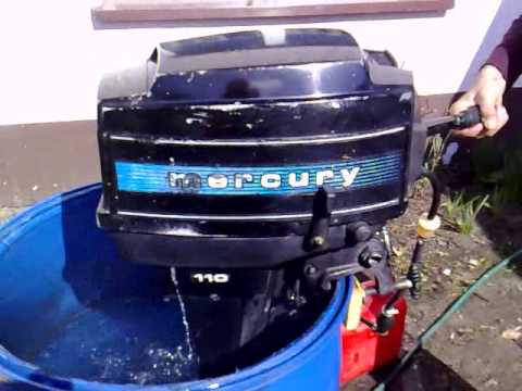 Mercury 10 hp outboard motor 2 stroke dwusuw youtube for 2 2 mercury outboard motor