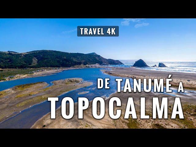 TOPOCALMA: Trekking fotográfico desde Tanumé, Chile