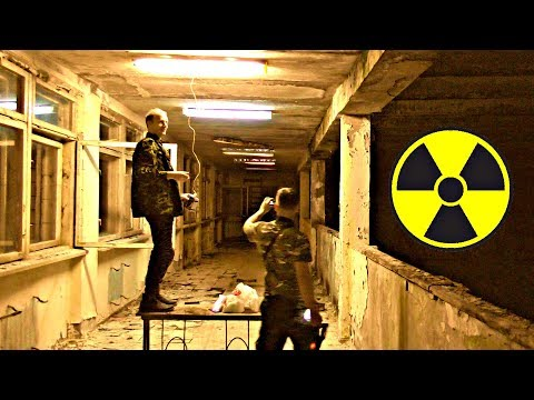 ✅Провожу свет в Припять 💡 Эксперименты в Чернобыле начинаются