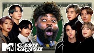 Guess This K-POP Trivia & Win $1000 🤑🤑🤑 Cash Crash w/ Darren