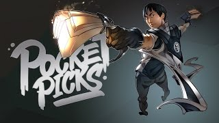 Pocket Picks: Doublelift's Lucian