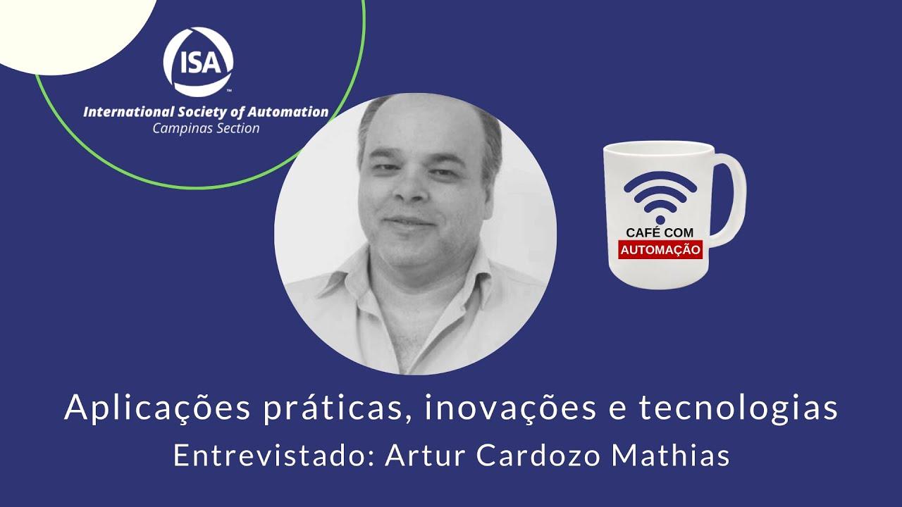 Café Com Automação - Artur Cardozo Mathias - ACM Válvulas Consultoria e Treinamento