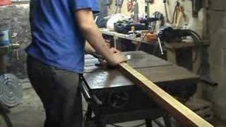 Building A Muskoka Ski Chair