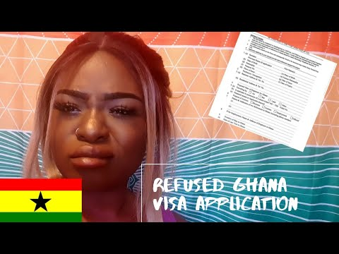 Ghana Visa Application