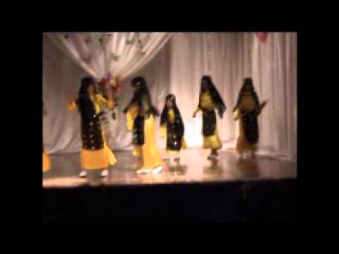 P.E Show KG.2 National section  2013 part 2