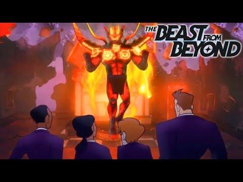 SUPER EASTER EGG DEVIL BOSS FIGHT - THE BEAST FROM BEYOND FINAL CUTSCENE GAMEPLAY