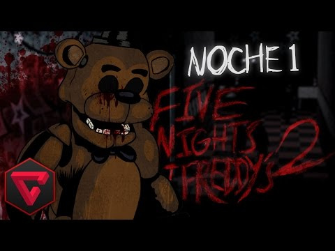 FIVE NIGHTS AT FREDDY'S 2: NOCHE 1 - UN CONEJITO MUY SINIESTRO | iTownGamePlay (Night 1)