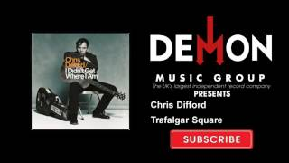 Watch Chris Difford Trafalgar Square video
