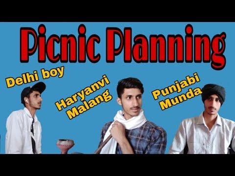 Picnic Planning !! Funny video !! Lovish Arnaicha!!