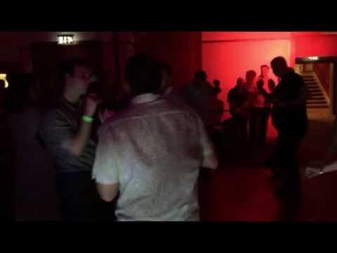 Pulse Night club DJing clip