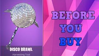 Disco Brawl - Before You Buy - Fortnite Skins