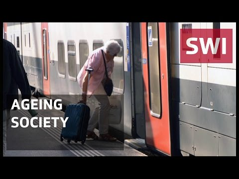 Slower Swiss rail service for seniors