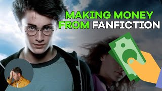 Making Money from Fan Fiction?