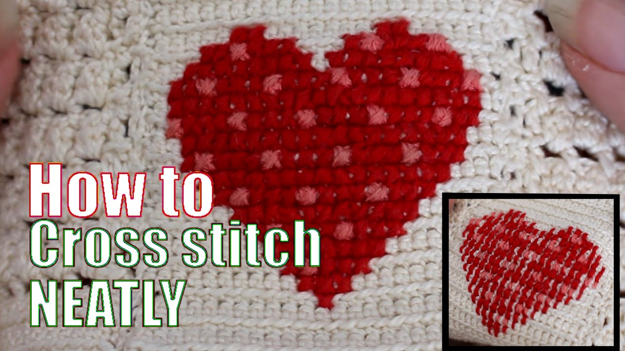Neatly On Both Sides Of The Cloth  Threads &  Crafts