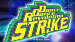 Dance Dance Revolution Strike Soundtracks part 2/3