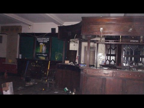 Exploring Haunted Abandoned Pub (Crazy Woman + Footprints!) from YouTube · Duration:  13 minutes 51 seconds