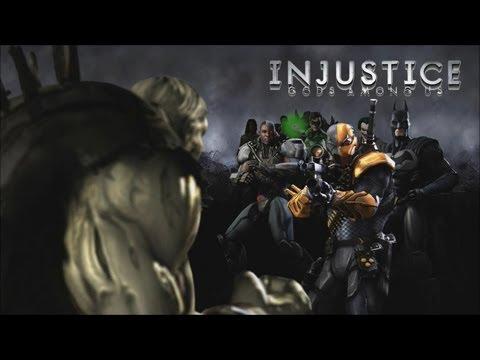 Injustice Gods Among Us - Battles/Ladder Solomon Grundy