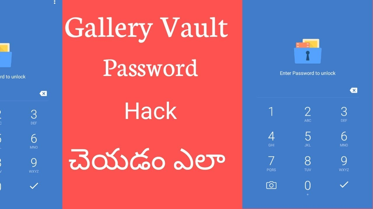 vaulty app hack android