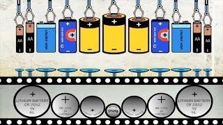 Фиксипелки - Песенки для детей - Батарейки | Фиксики - познавательные образовательные мультики