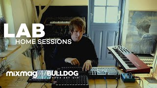Christian Löffler in The Lab: Home Sessions #StayHome