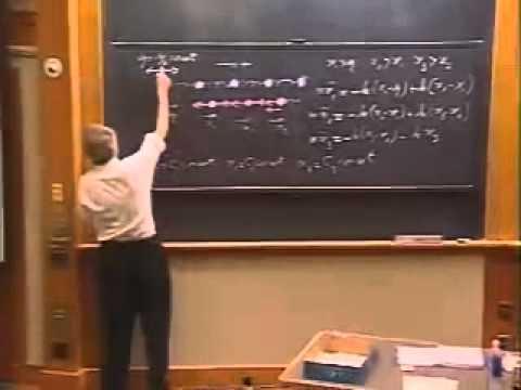 Lec 6: Driven Coupled Oscillators and Cramer's Rule