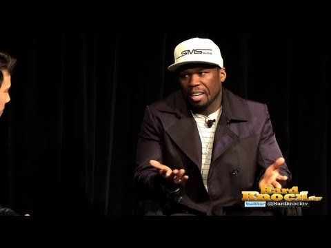 50 Cent talks Floyd Mayweather, Kanye, Vitamin Water Deal, Not Drinking or Smoking HD