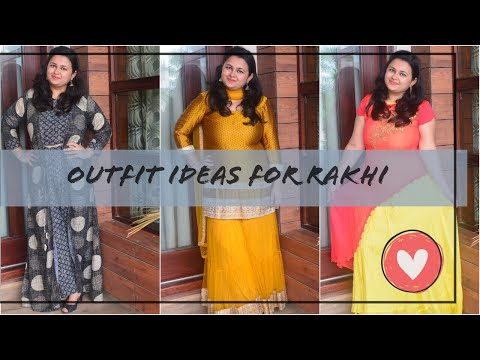 Rakshabandhan Outfit Ideas in Hindi